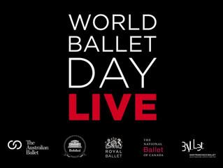 World Ballet Day!