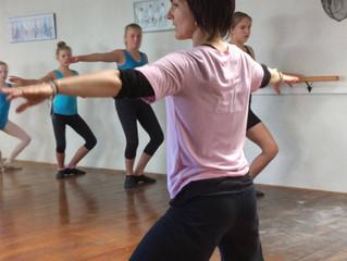 Royal New Zealand Ballet Workshop!