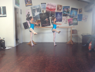 Ballet Exams - Part Two