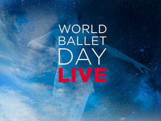 World Ballet Day is Nearly Here!
