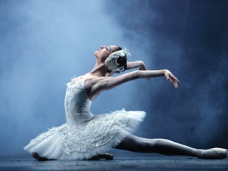 #Throwback Thursday: Swan Lake