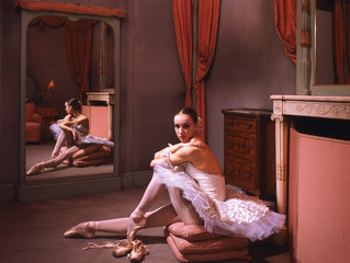 Spotlight Saturday: Sylvie Guillem