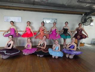 Ballet at the Bowl