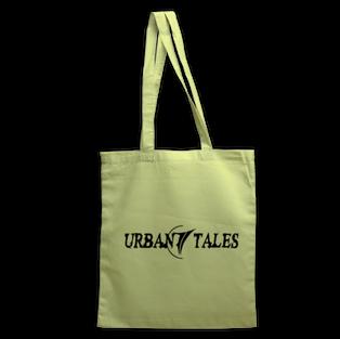 Urban Tales Tote Bags