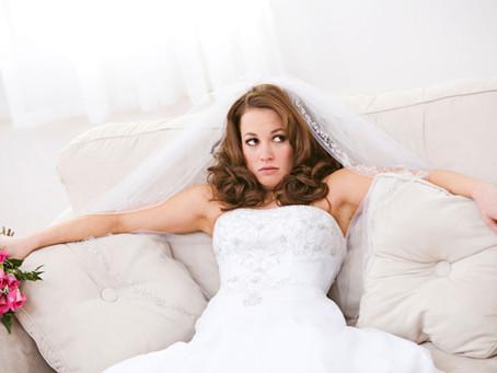 Consigli gratuiti alla sposa? Chi te li ha chiesti?