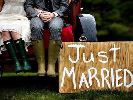 La sposa VS fortuna/sfortuna!