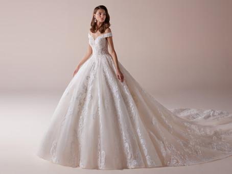 Quando scegliere l'abito da sposa?