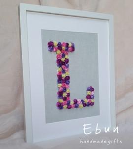 Flowery letter