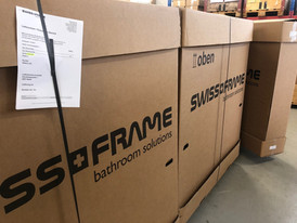 Logistik Swissframe