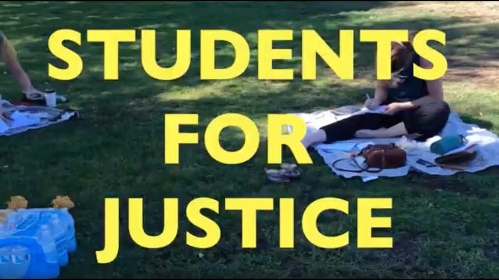 Students for Justice Promo