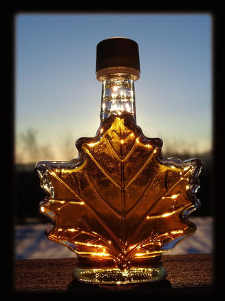 Maple syrup ships free to New Mexico