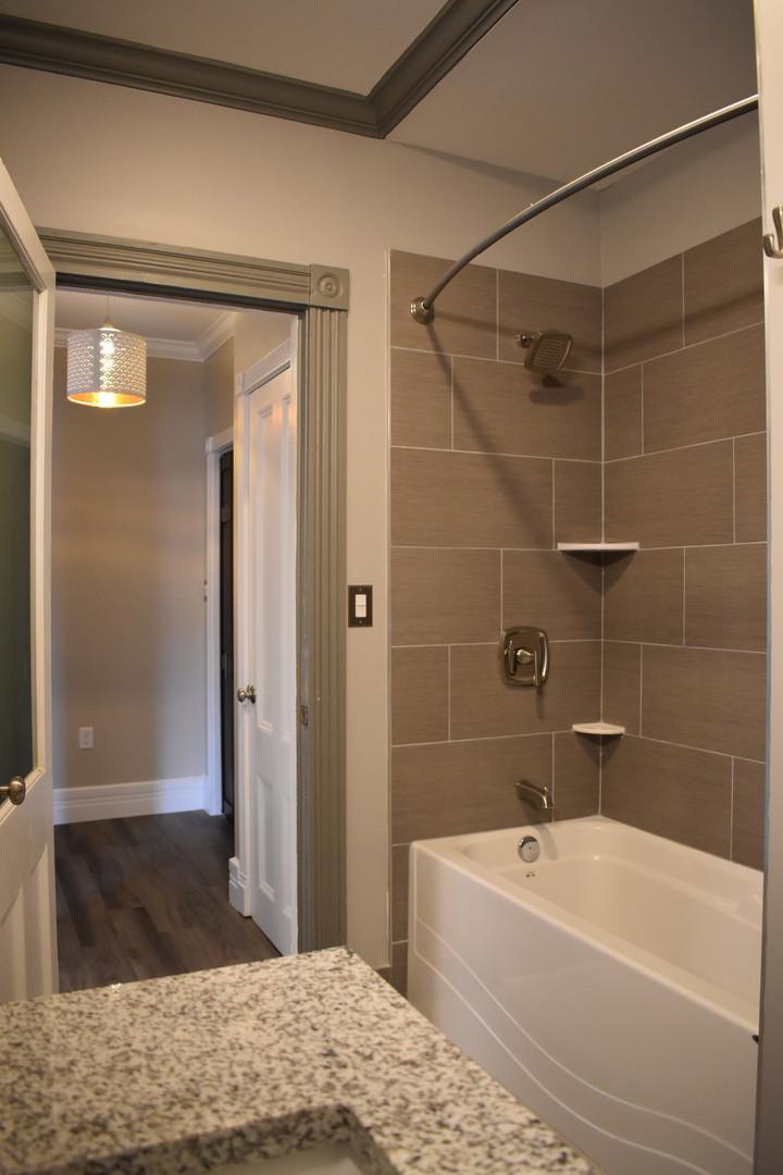 Modern Bathroom @ 110 N. Main Street