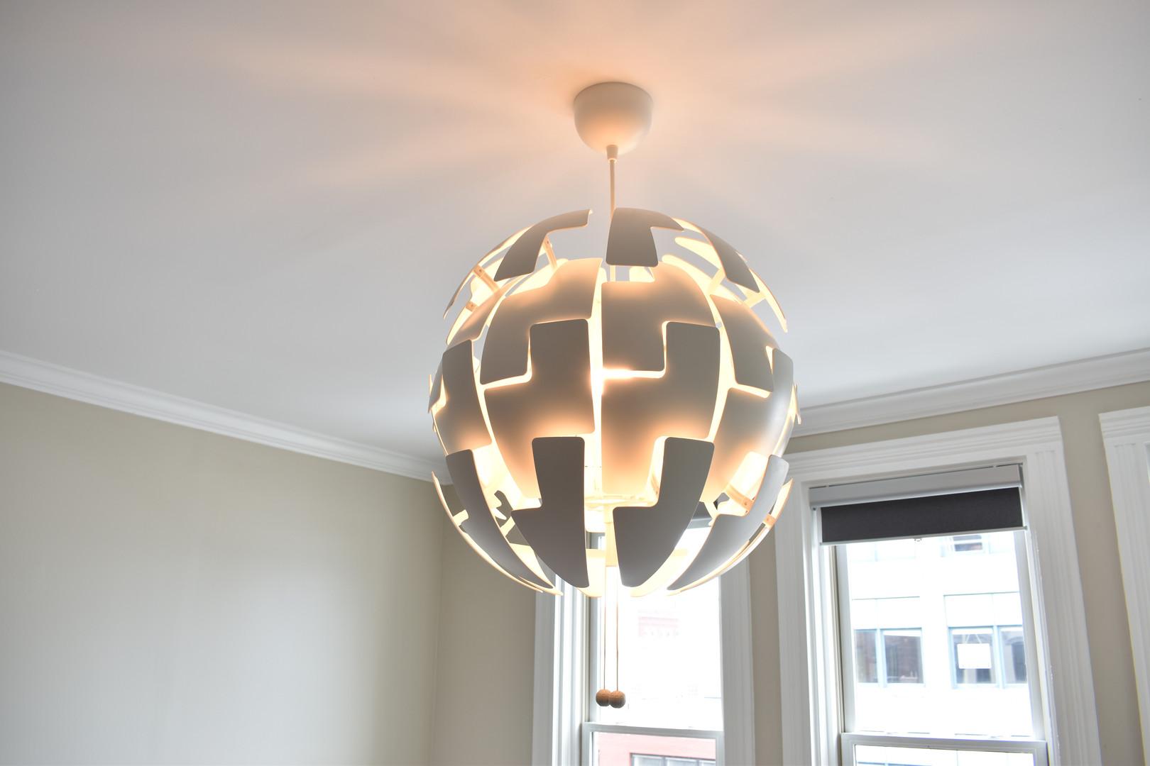 IKEA Light Fixture