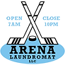 logo idea 1 arena laundromat llc .png