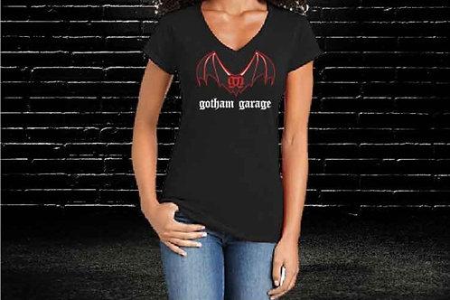 Gotham Garage V-Neck Slim fit