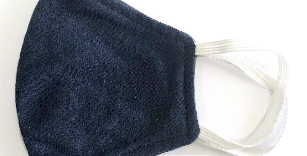 Reusable Face Masks - PACK OF 3 (NAVY)