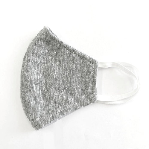 Reusable Face Masks - PACK OF 3 (GREY)