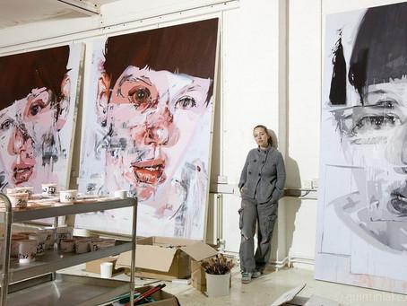 ARTISTE - L'artiste du jour : Jenny SAVILLE