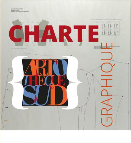 Charte Graphique Artothèque Sud