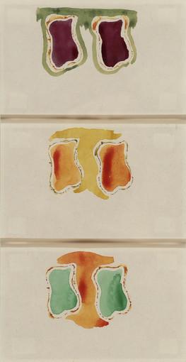 Claude Viallat, Petit papier