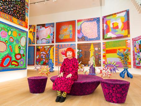 ARTISTES - L'artiste du jour : Yayoi Kusama