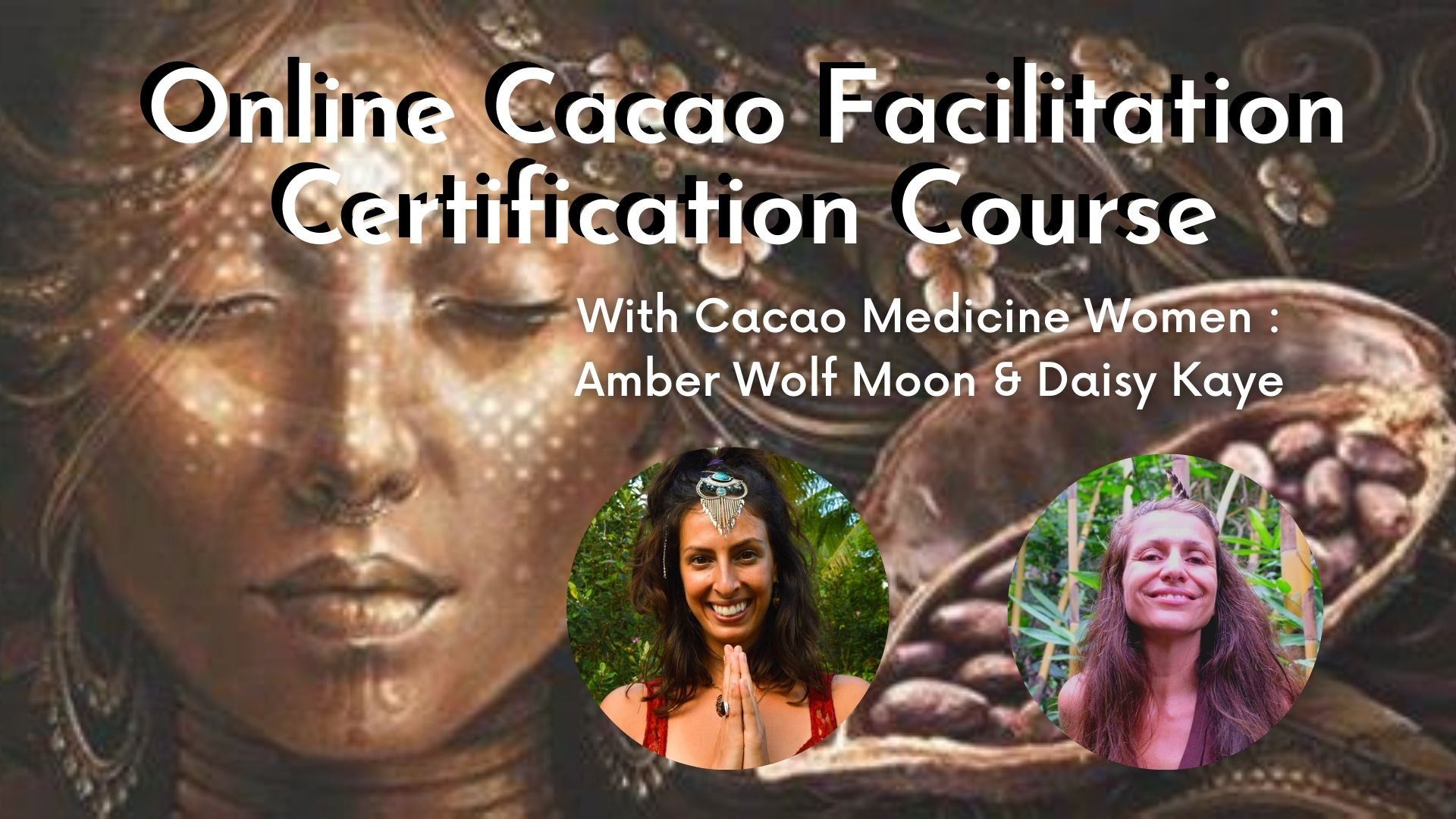 Online Cacao Facilitation Course