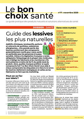 LeBonChoixSante-17-Novembre-2020-Guide-d