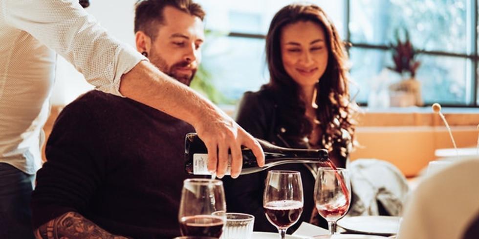 Singles Event Manchester: Italian Wine Tasting