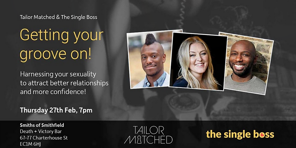 Tailor Matched & The Single Boss - Getting Your Groove On Workshop