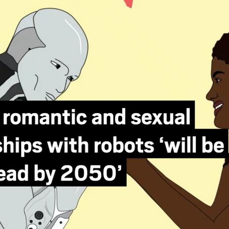 The Future Of Romantic & Sexual Relationships - Metro UK Press