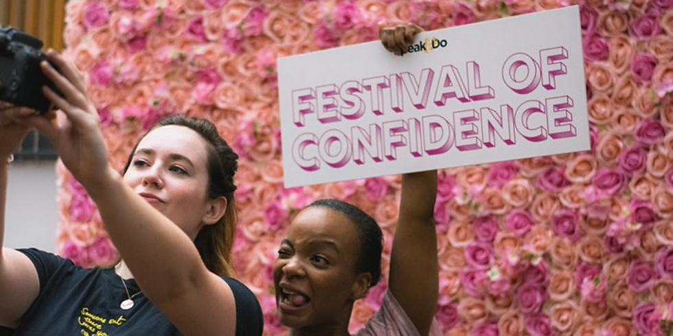 FESTIVAL OF CONFIDENCE