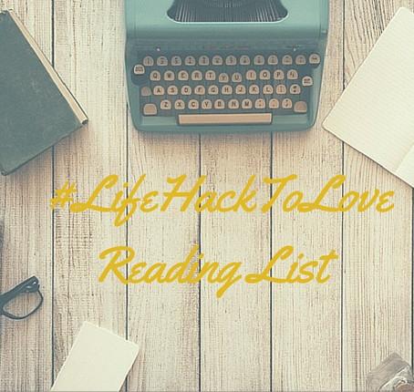 #LifeHackToLove Reading Guide