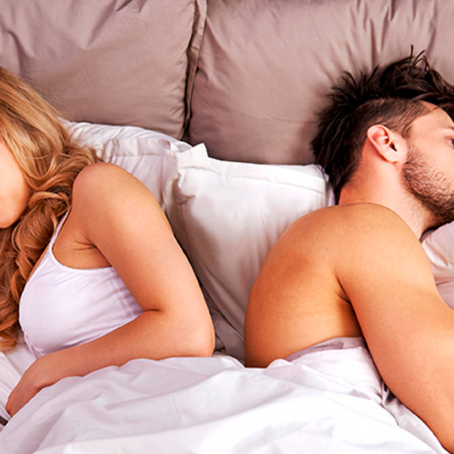 Relationship Expert Advice: Are You Stuck In A Sexual Slump?