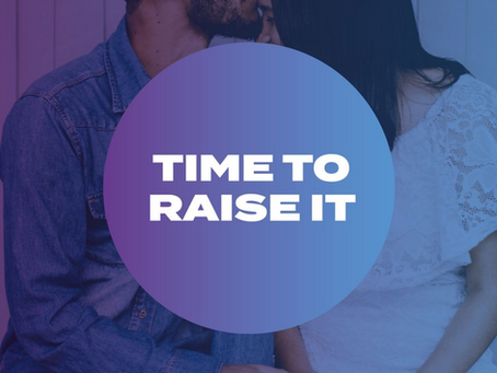 Eradicating shame & promoting sex-positive conversations. Time To Raise It Movement & Report with
