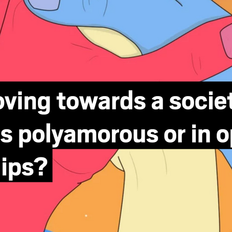 The Future of Relationships - Polyamory & Open Relationships - Metro UK Press