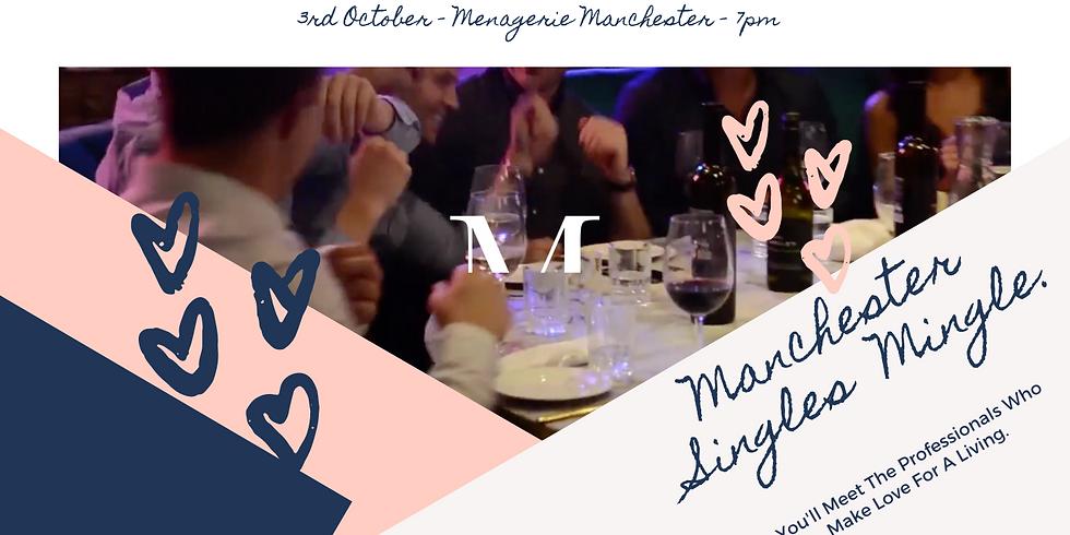 Singles Mingle - Manchester