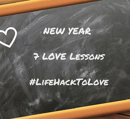 7 Love Lessons This New Year