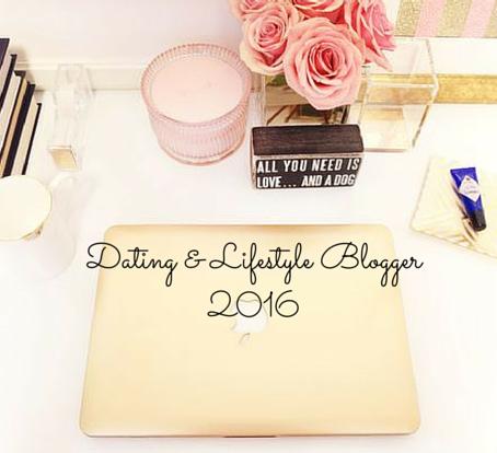 UK Blog Awards 2016 // Dating & Lifestyle