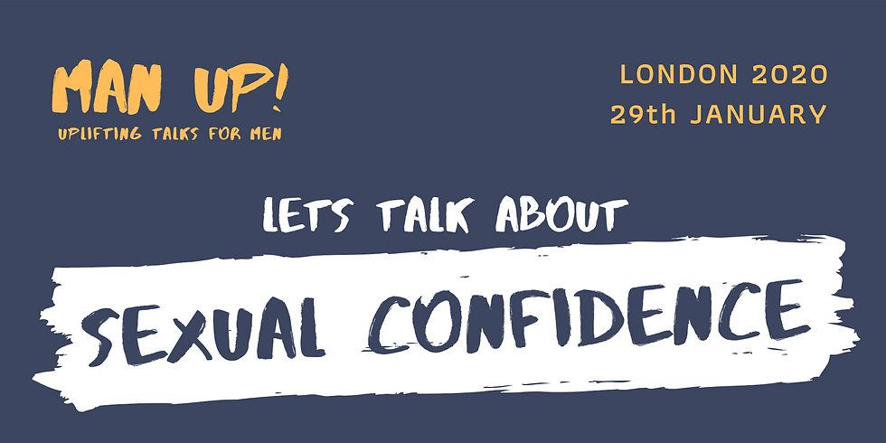 Let's Talk About Sexual Confidence