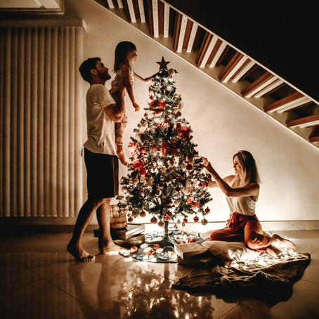 Family Issues At Christmas? Here's How To Deal...