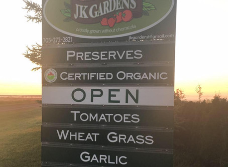 Northern Ontario Agriculture Spotlight: JK Gardens