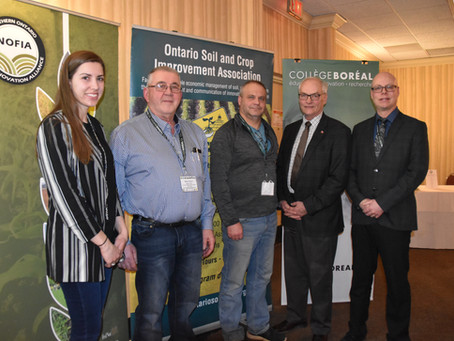 Second Annual Northern Ontario Ag Conference a Success