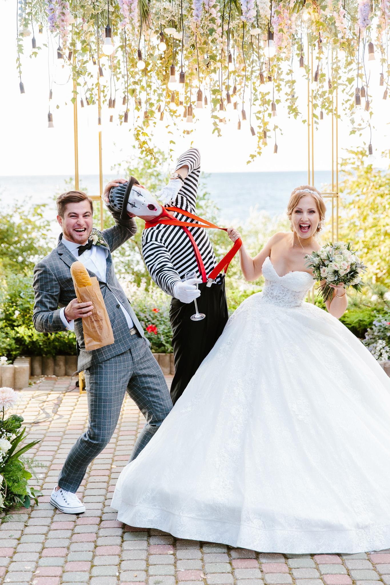 Свадьба в Юрмале