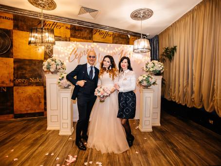 Кто может вести свадебную церемонию.