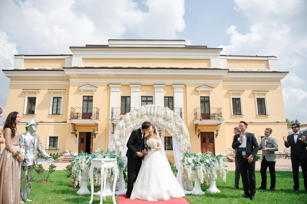 свадьба в Ваньковичах, Минск