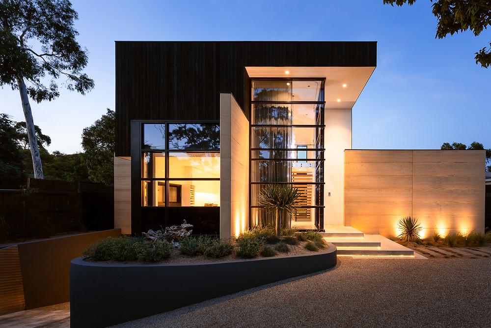 Modern style beach house in Balnarring, Victoria, Australia