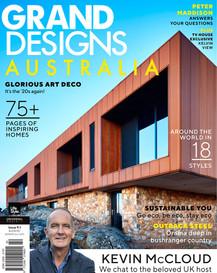 Grand Designs Australia Magazine - Osborne Project