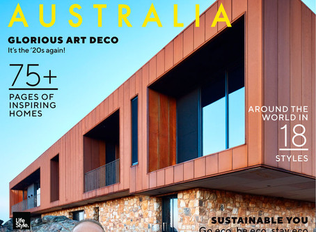 Grand Designs Australia Magazine - Osborne Project