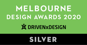Osborne House awarded Silver at Melbourne Design Awards (DrivenXDesign)