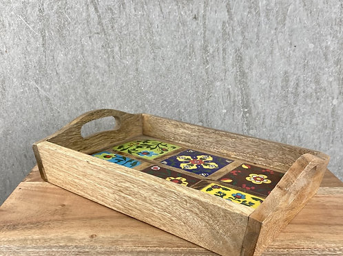 VOTARY TILE TRAY